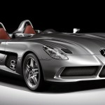 Mercedes-Benz McLaren SLR Stirling Moss Speedster esitelty