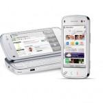 Nokia N97 uusi kosketusnäytöllä ja QWERTY-näppäimistöllä varustettu älypuhelin
