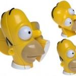 """Homer Simpson -""""Rubikin kuutio"""""""