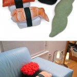 Sushi Pillows – sushi tyynyt