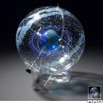 Three Dimensional Star Atlas näyttää tähtien asemat suhteessa Maahan