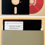 CD Disc Packaging – CD-levy-lerppu