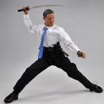 Japanilainen Obama-nukke 5
