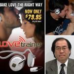 Sega Love Trainer treenaa rakastelemaan paremmin