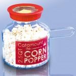 Kokkaa voilla maustetut popcornit mikrossa