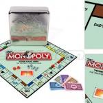 Tilaa mittatilaustyönä tehty, kustomoitu Monopoli-lautapeli