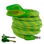 Snake Bike Lock on Käärmelukko pyörään