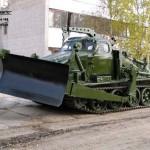 Käytöstä poistettua venäläistä sotakalustoa kaupan