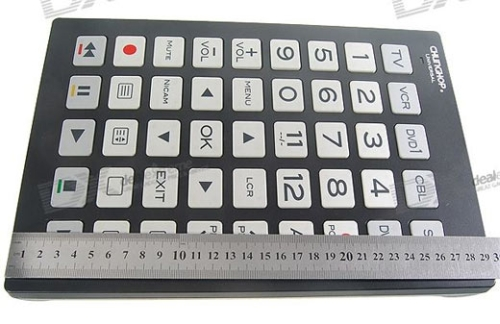 Chunghop RM-A4 Universal on iso kaukosäädin