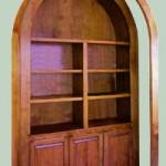 The Hidden Door Company valmistaa piilo-ovia