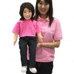 Japanilainen firma tekee kenestä tahansa näköisrobottinuken valokuvan perusteella