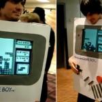 Toimiva Nintendo Game Boy -puku