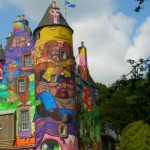 The Graffiti Project On Kelburn Castle - Graffititaidetta historialliseen linnaan Skotlannissa 2
