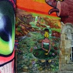The Graffiti Project On Kelburn Castle - Graffititaidetta historialliseen linnaan Skotlannissa 4