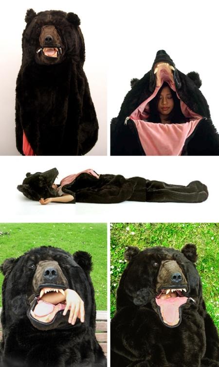 Eiko Ishizawa: Karhu-makuupussi