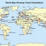 Viikkokysely: Kuinka monta ulkomaanmatkaa aiot tehdä vuonna 2009?