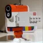 Lego-videokamera esittelyssä Toy Fare 2009 -messuilla