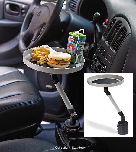 Car Swivel Saucer, lautanen auton kupinpidikkeeseen