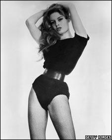Miltä näyttäisi tosielämän Barbie? -Brigitte Bardot