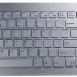 Asus Eee Keyboard on PC näppäimistön vaatteissa