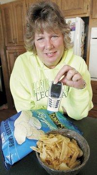 Sipsipussista löytyi kännykkä Janesvillessa