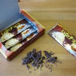 Suklaakuorrutteista mustekalaa