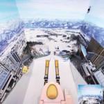 Georgia Max Coffee: Ski Toilet – mäkihyppy-vessa