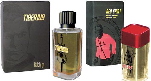 Viimein saamme tietää, miltä Kapteeni Kirk tuoksuu - Star Trek hajuvesisarja saapuu markkinoille