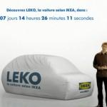 Ikea Leko – ruotsalaisen huonekalujätin tulossa oleva oma henkilöautomalli?