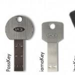 LaCie esitteli uusia, avaimen näköisiä USB-muistitikkuja