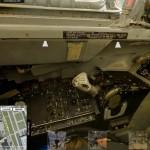 """Vieraile Lockheed F-104G """"Starfighter"""" -hävittäjän ohjaamossa"""