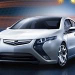 Opel Ampera sähköauto esitelty