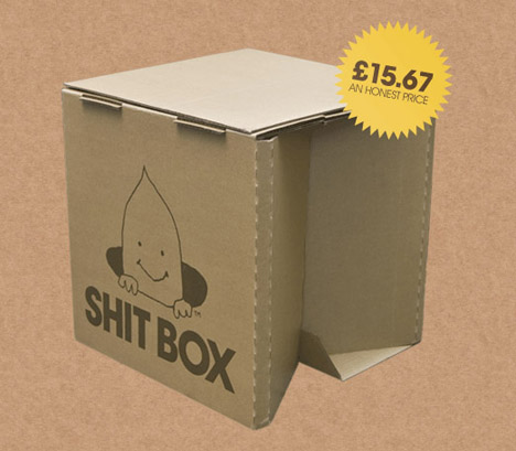 Shit Box ratkaisee festarien kakkaongelman 1