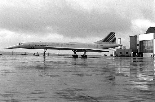 Concorde olisi täyttänyt tänä vuonna 40 1