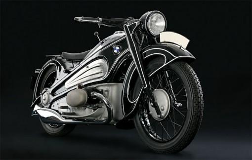 1934 BMW R7 on hengästyttävän upea 1
