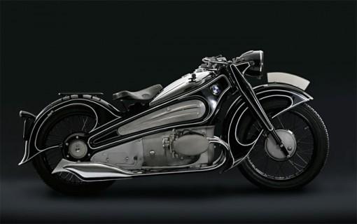 1934 BMW R7 on hengästyttävän upea 2