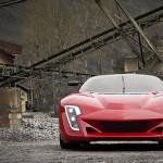 Bertone Mantide, pohjana Corvette ZR-1 4