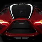 Bertone Mantide, pohjana Corvette ZR-1 5