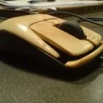 Ideablogin tuorein paras idea on itse tehty puinen hiiri