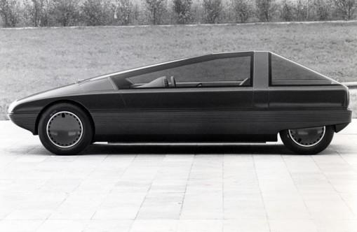 Citroën Karin - konsepti vuodelta 1981 6