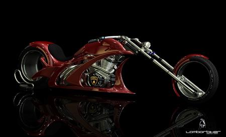 Flavio Adriani: Lamborbiker Concept 2