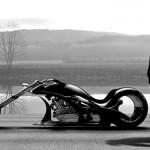Flavio Adriani: Lamborbiker Concept