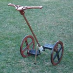 Legway on Steampunk Segway