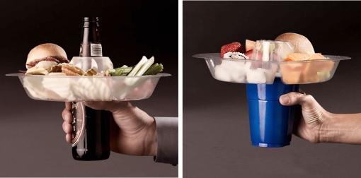 Go Plate on ruoka-juoma-lautanen