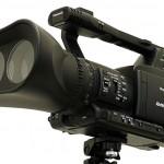 Panasonic esittelee: 3D Full HD -videokamera-konsepti