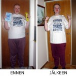 Suomalainen Pekka Luodeslampi laihdutti 21 kiloa Nintendo Wii Fit -pelin avulla!