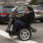 Onko Segway Puma henkilöliikenteen tulevaisuus?