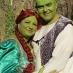 Häät Shrek-tyyliin