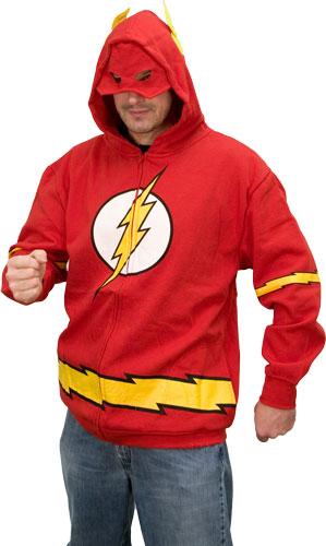 Flash Gordon huppari on tyylikäs