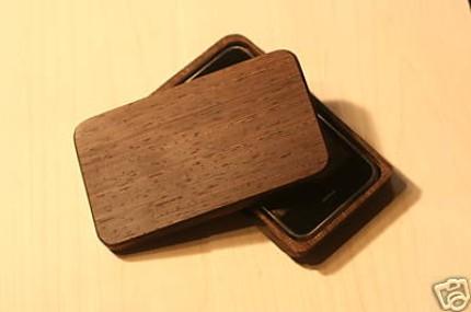 Puinen säilytysrasia iPhonelle on erittäin hieno 2
